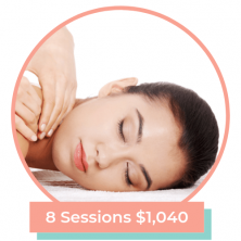 Infrared Massage 8 Sessions